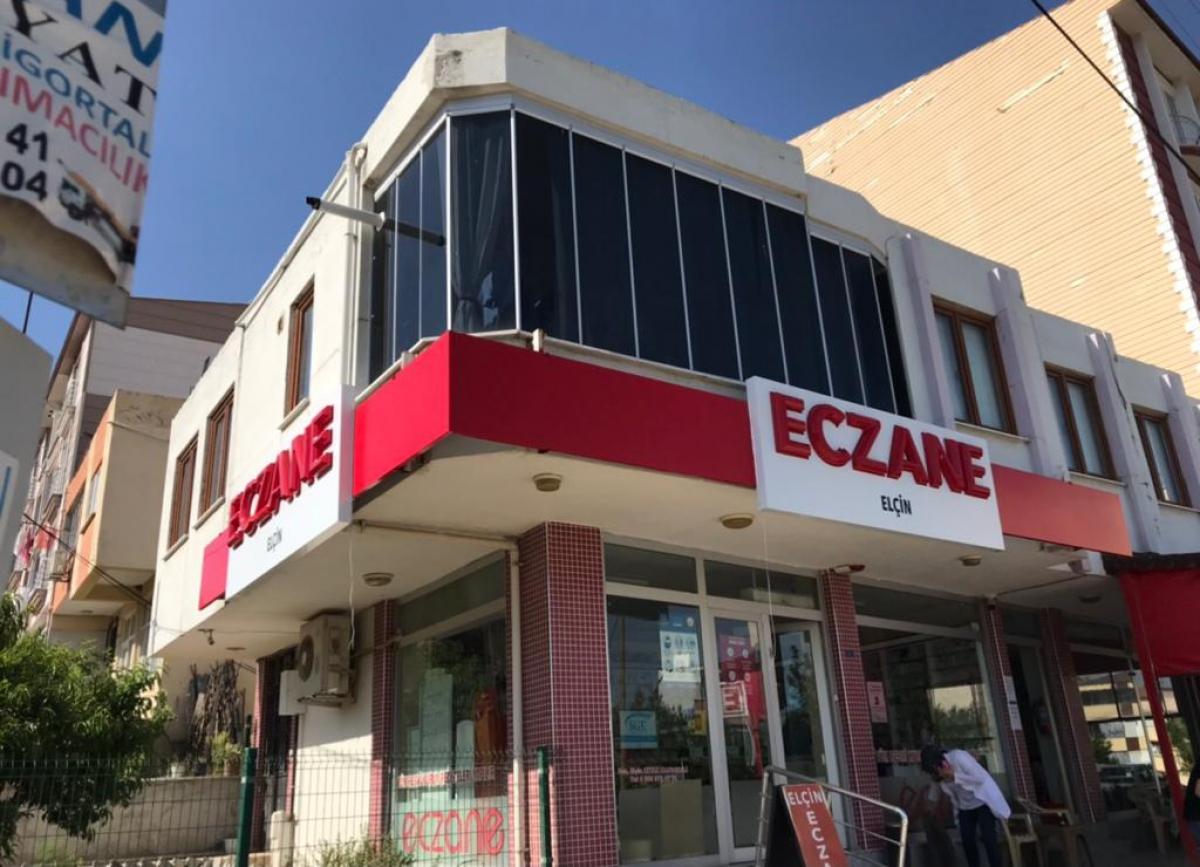 Eczane Tabelası Işıklı Pleksi Kutu Harf İzmir Reklamcı-1de51a2e-4c31-43b7-ad87-6a0ae512c33b