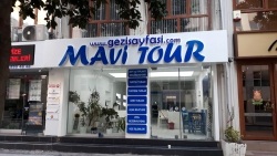 Mavi Tour Cephe Kaplama ve Işıklı Kutu Harf Tabela -1d4ecd1d-3391-4644-8635-41369017732a